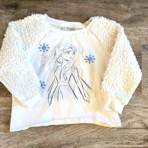 Disney Frozen toddler sweatshirt